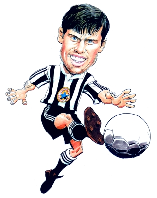Rob Lee Caricature