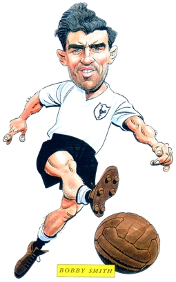 Bobby Smith Caricature