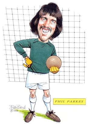 Phil Parkes Caricature