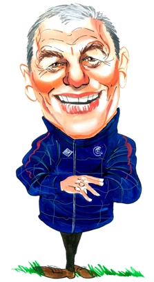 Walter Smith Caricature