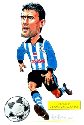 Andy Hinchcliffe Caricature