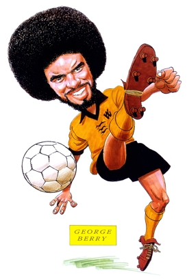 George Berry Caricature