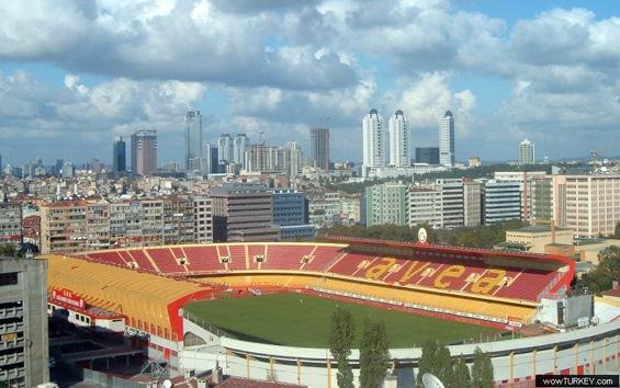 Galatasaray Ali Sami Yen Stadyumu Mecidiyeky - Ali Sami Yen Stad�nda Devre Aras�nda ve Gollerden Sonra �alan M�zik [Tavsiye]