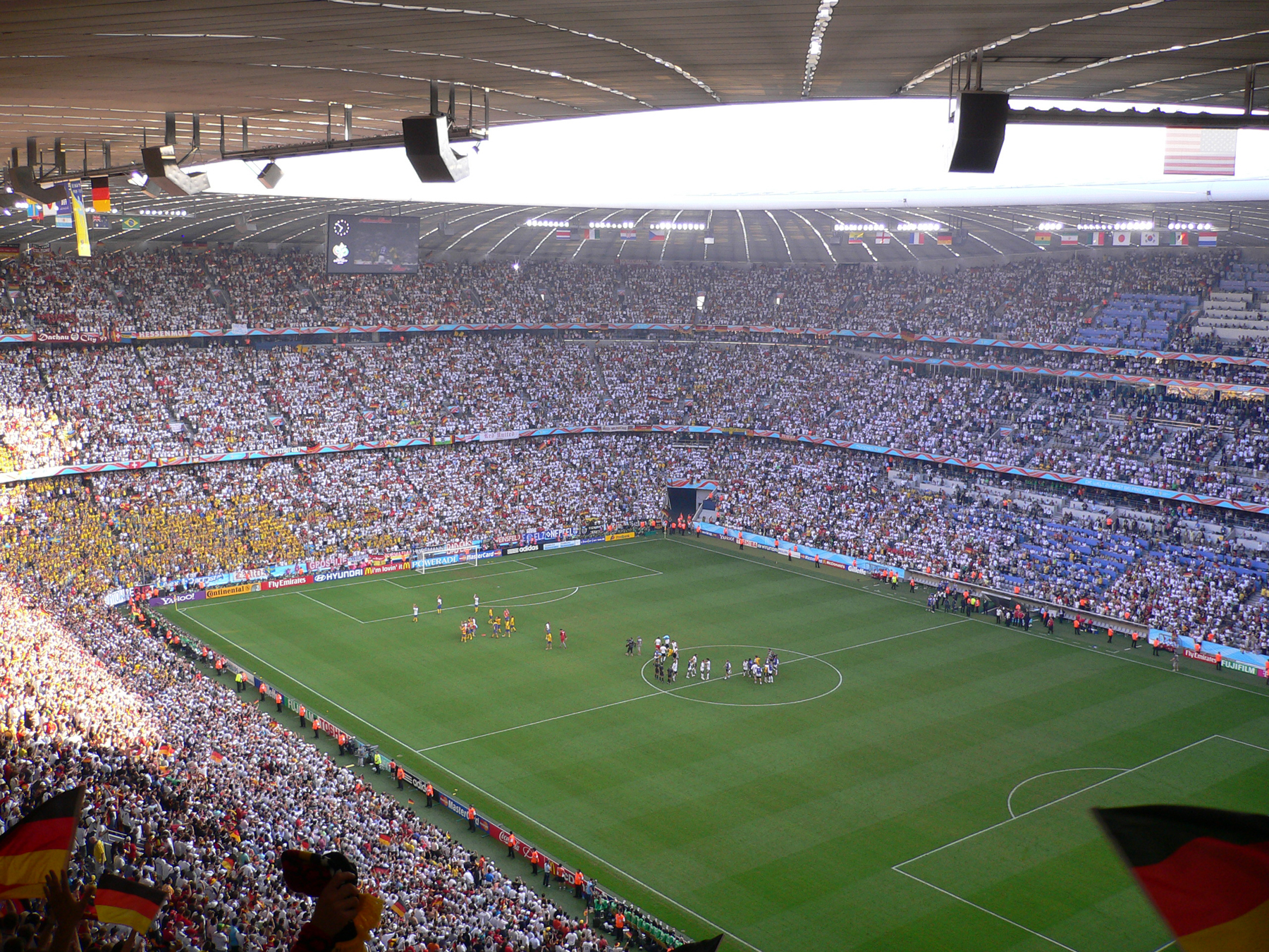 Allianz Arena World Cup