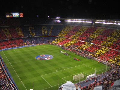 Nou Camp Barca Jpeg