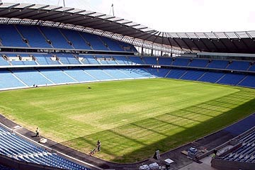 City of M'ster Stadium