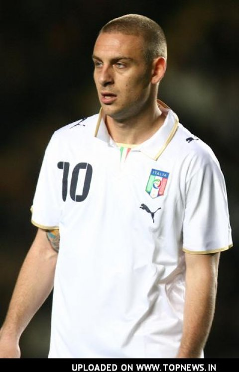 daniele de rossi high quality picture