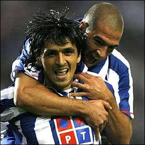Lucho Gonzales Goal