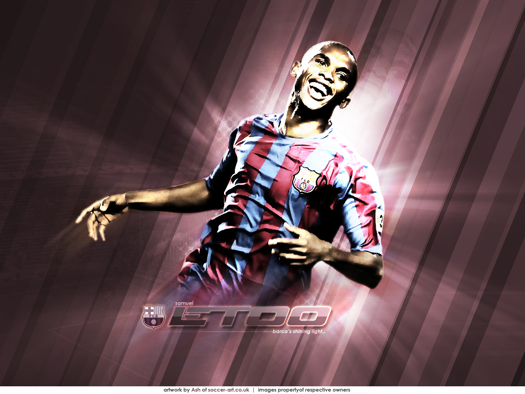 - Samuel-Etoo-Photos