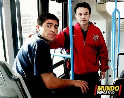 bus wallpaper. İniesta Bus photo or wallpaper