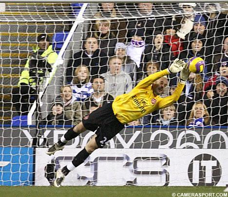Manuel Almunia Goal Keeper picture, Manuel Almunia Goal Keeper ...