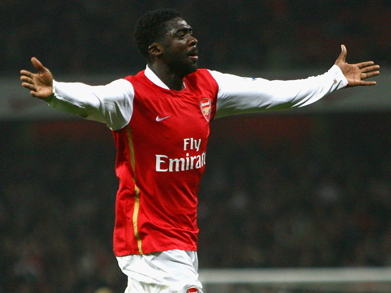 Kolo Toure FC Arsenal