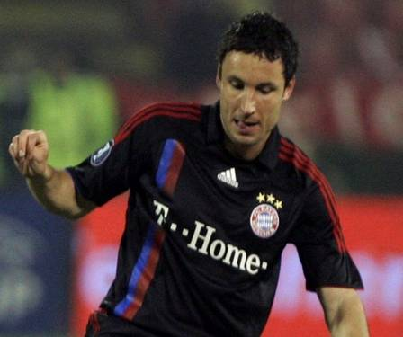 Mark van Bommel black bayer