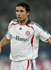 Mark van Bommel white bayern
