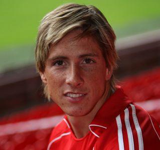 Fernando Torres face