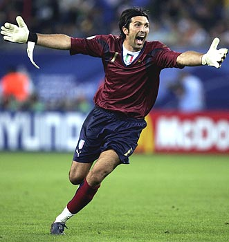 Buffon run