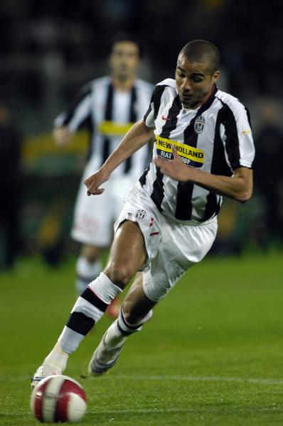 Trezeguet run