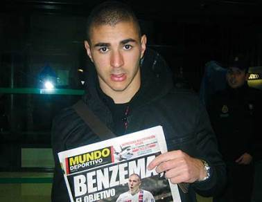 Benzema Cataloque