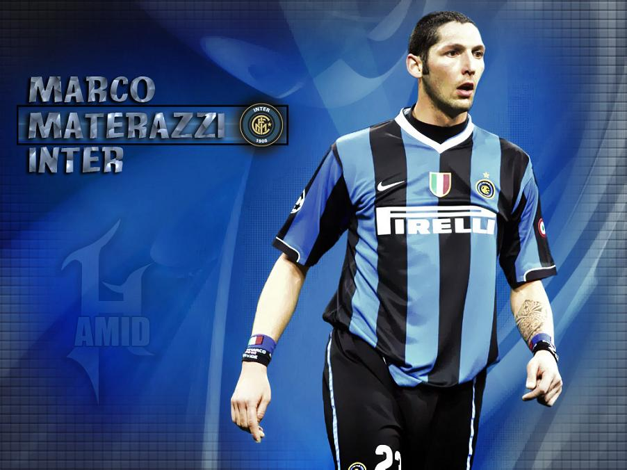 Marco Materazzi Tattoos - Celebrity Tattoo