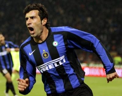 Luis Figo inter Luis Figo assume cargo diretivo na Inter de Milão