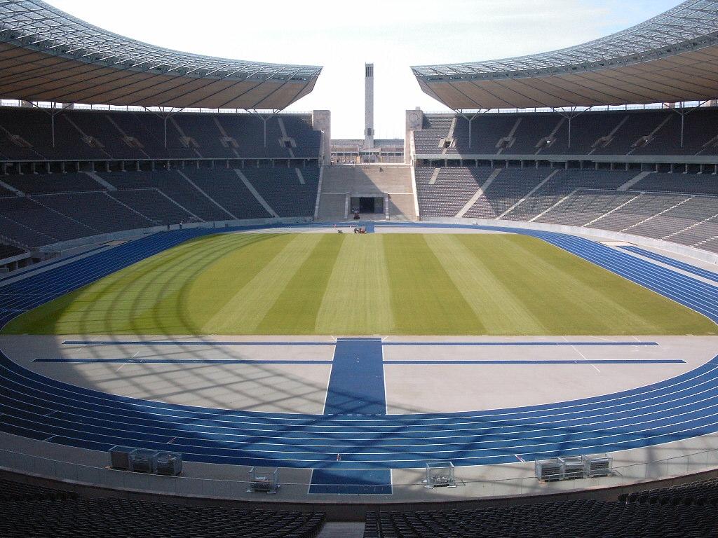 Olympiastadion Berlin Wallpaper photo or wallpaper
