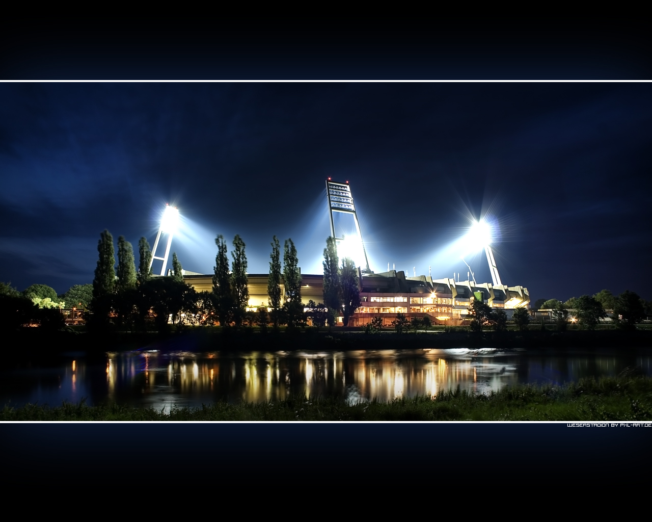 Weserstadion Wallpaper2