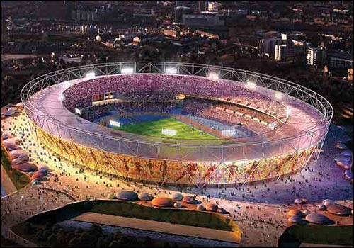 Athens Olympic Stadium Games