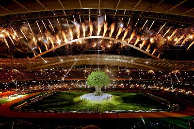 Athens Olympic Stadium Games Pic