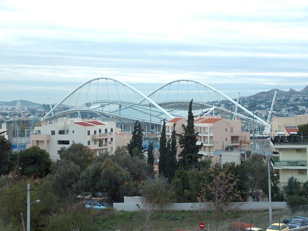 Athens Olympic Stadium HD Pic