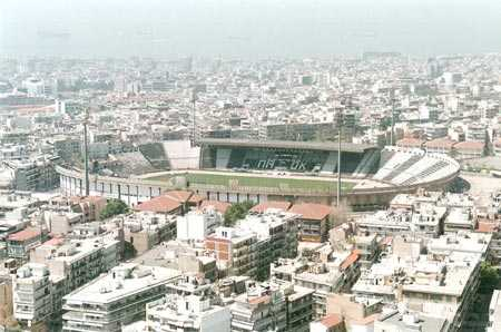 Home of PAOK