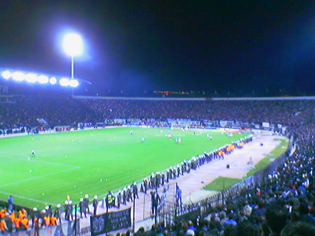 Toumba Stadium Matches