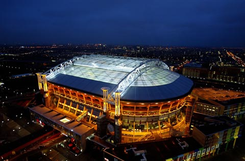 Amsterdam ArenA Night