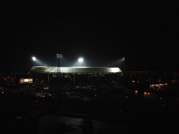 Stadion Feijenoord Night