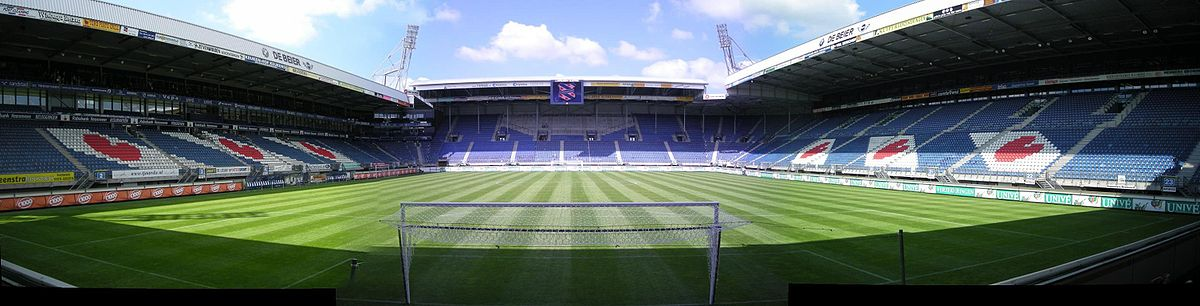 Abe Lenstra Stadion HD Pictures