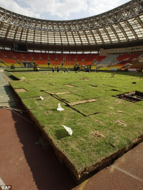 Luzhniki Stadion Article
