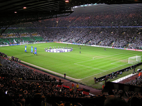 Celtic Park CL Matches