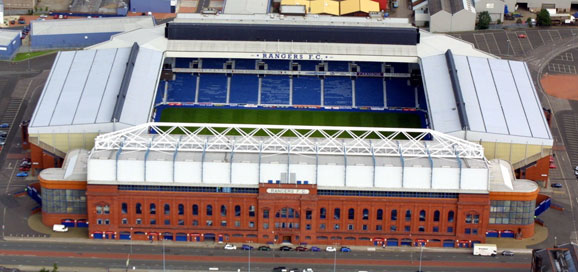 Ibrox Stadium is Perfect