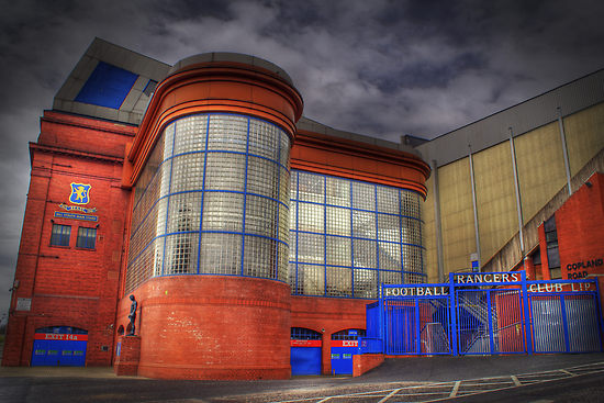 Ibrox Stadium Full HD İmages