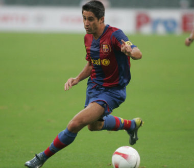 Sylvinho run