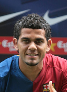 Alves face