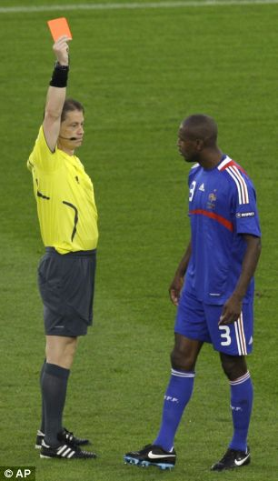 Abidal red cart