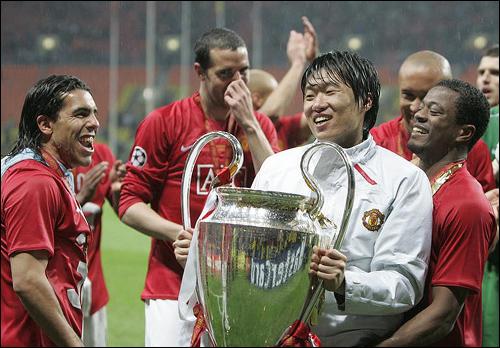 Park Ji-Sung, del Manchester United a una liga universitaria