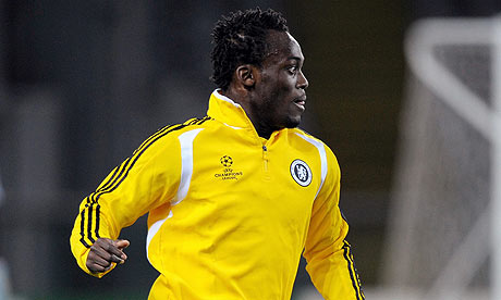 Essien yellow