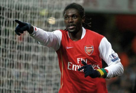 Adebayor picture