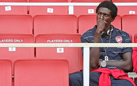 Adebayor pictures