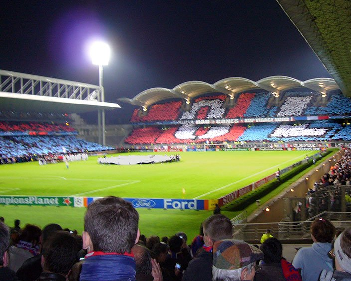 Stade Gerland Picture