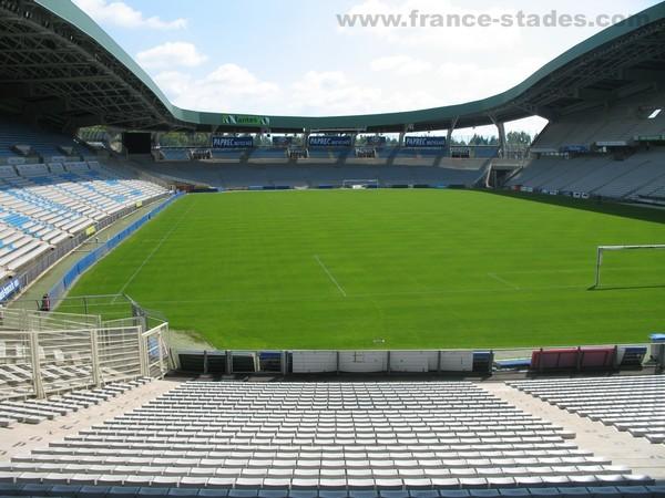 stadium nantes postcard stadium nantes wallpaper stadium nantes picture. Black Bedroom Furniture Sets. Home Design Ideas