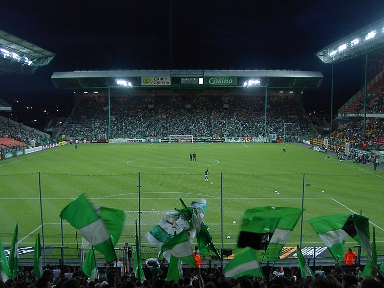 Stade Geoffroy Guichard pictures