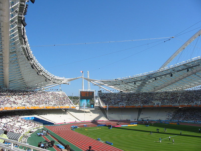 Olympic Stadium Athens High D