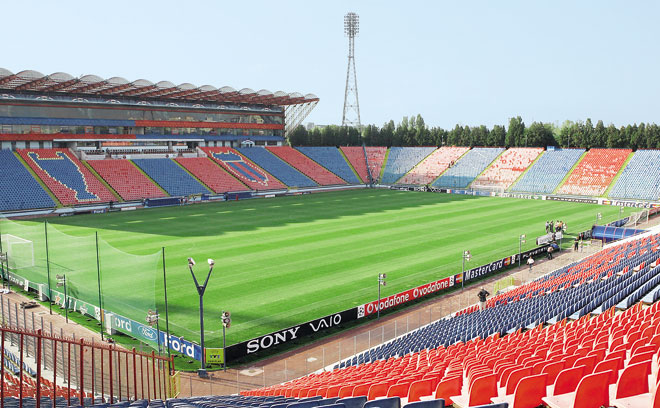Ghencea Stadion Picture